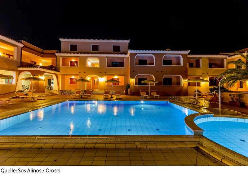 Residence Sos Alinos Pool