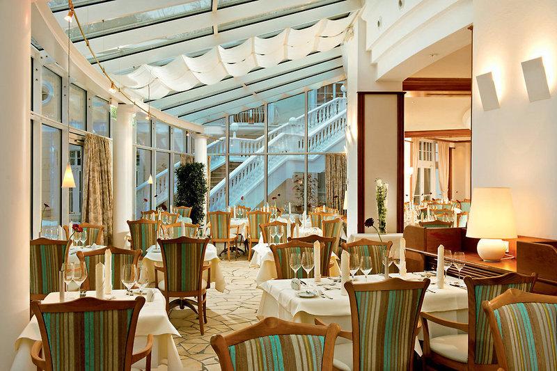 Travel Charme Strandidyll Heringsdorf Restaurant