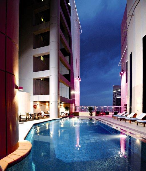 Grand Millennium Dubai Pool