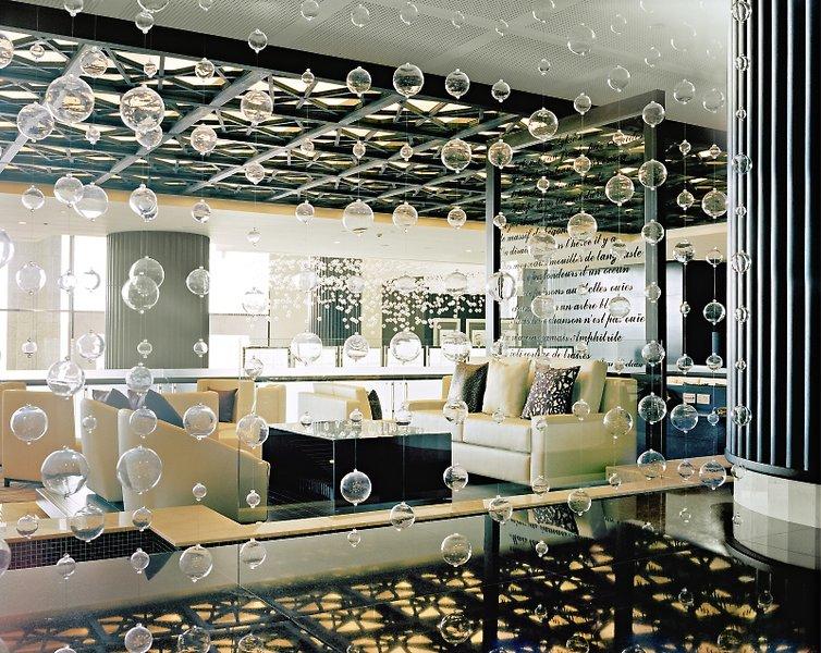 Sofitel Abu Dhabi Corniche Lounge/Empfang
