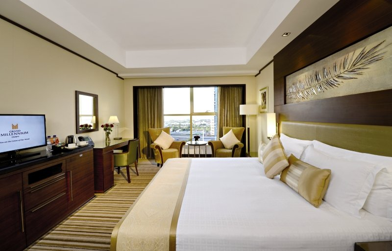 Grand Millennium Dubai Wohnbeispiel