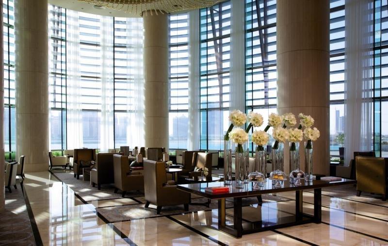 Rosewood Abu Dhabi Lounge/Empfang