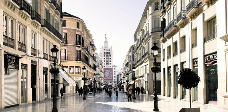 Barcelo Malaga Stadtansicht