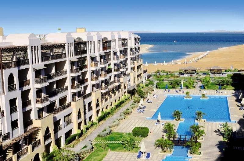 Samra Bay Hotel & Resort Außenaufnahme