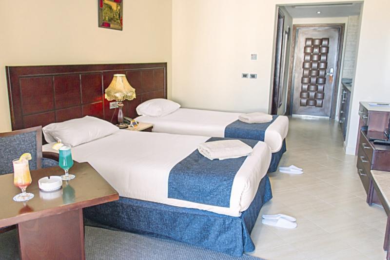 Samra Bay Hotel & Resort Wohnbeispiel