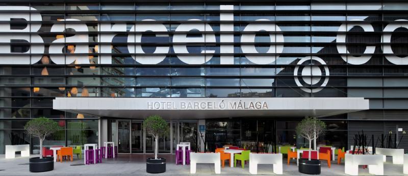 Barcelo Malaga Terrasse
