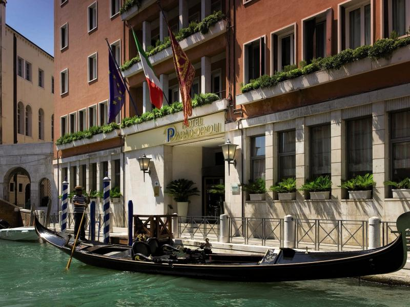 Papadopoli Venezia MGallery Collection Außenaufnahme