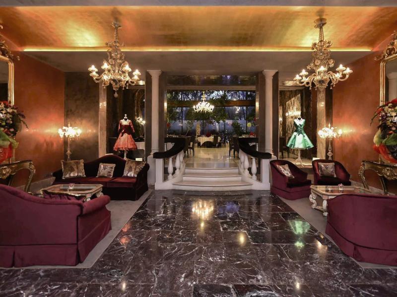 Papadopoli Venezia MGallery Collection Lounge/Empfang