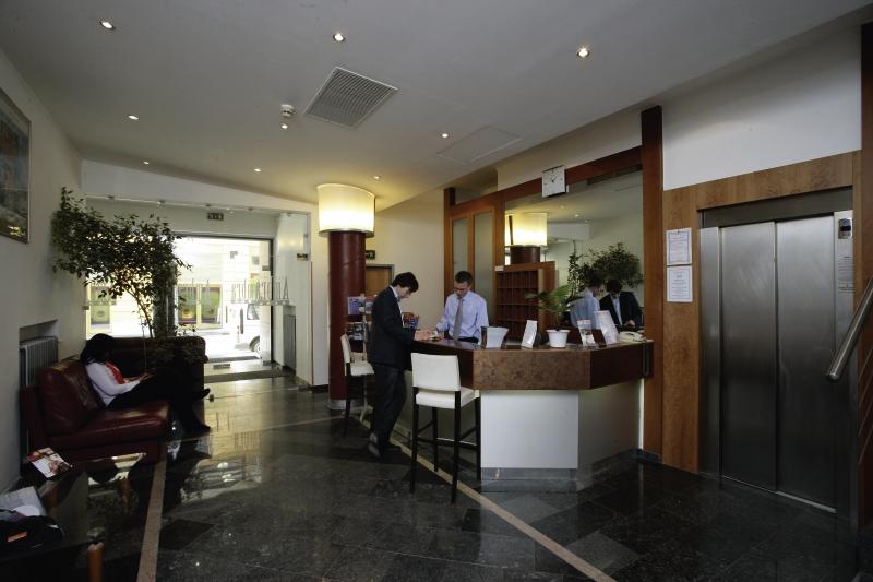 Ambra Hotel Lounge/Empfang
