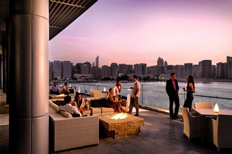 Rosewood Abu Dhabi Terrasse