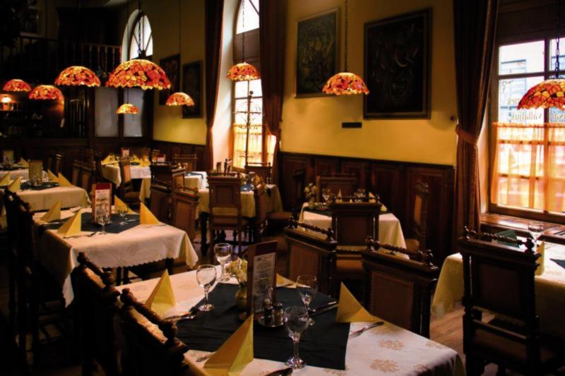 City Hotel Unio Restaurant