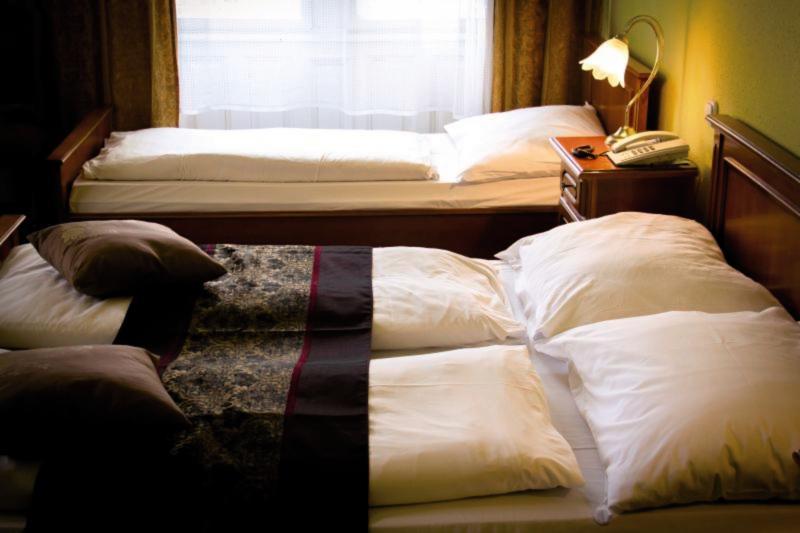 City Hotel Unio Wohnbeispiel