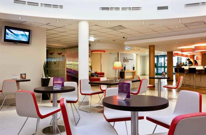 ibis Budapest Centrum Lounge/Empfang