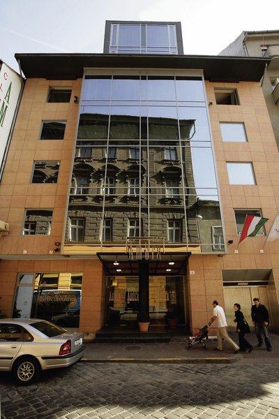 Ambra Hotel Außenaufnahme