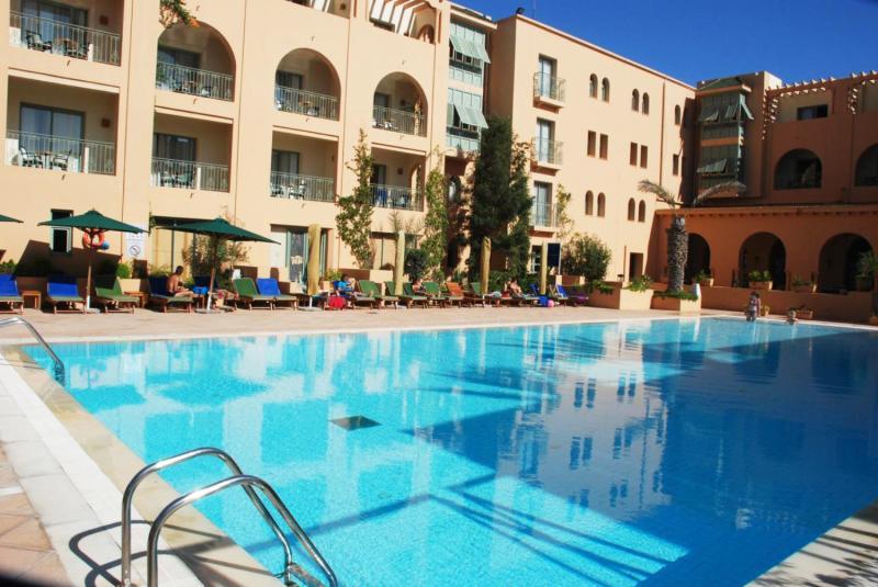 Alhambra Thalasso Pool