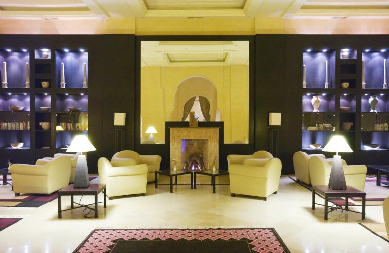 Alhambra Thalasso Lounge/Empfang
