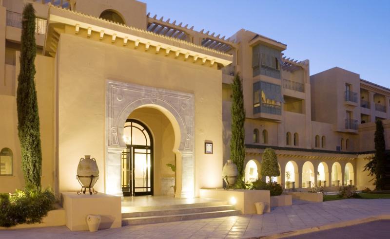 Alhambra Thalasso Außenaufnahme