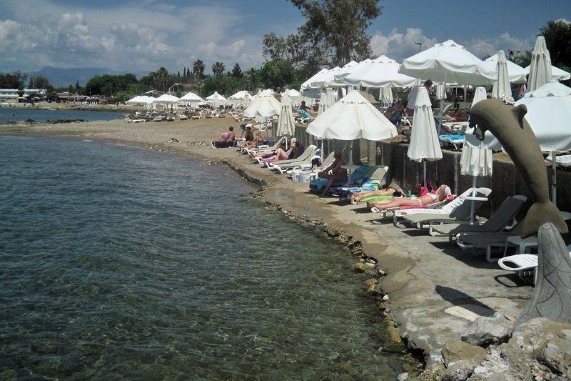 Leda Beach Strand
