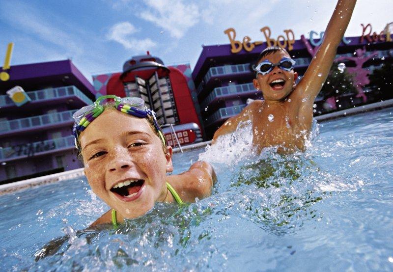 Disney´s Pop Century Resort Pool