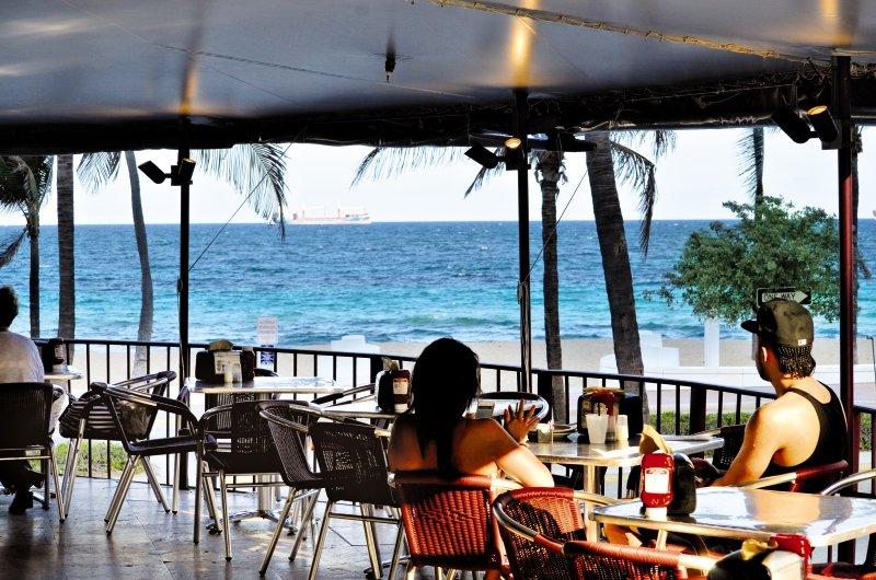Sea Club Resort Terrasse