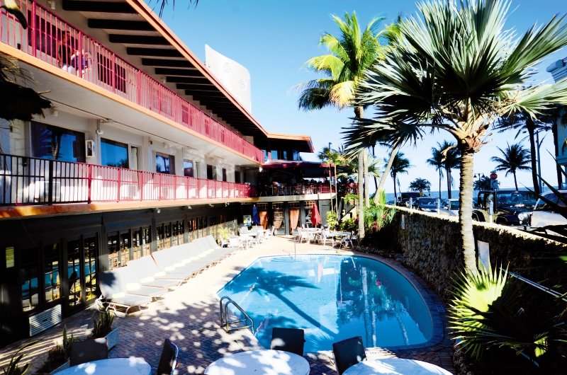 Sea Club Resort Außenaufnahme