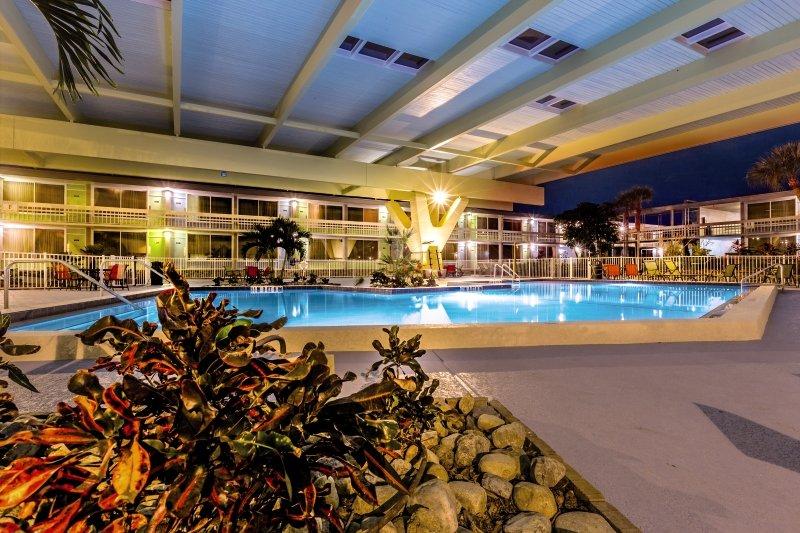 Champions World Resort Hallenbad