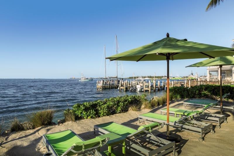 Hyatt Centric Key West Resort & Spa Strand
