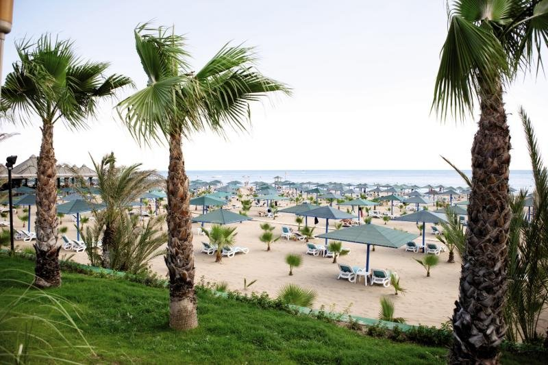 Paloma Oceana Landschaft