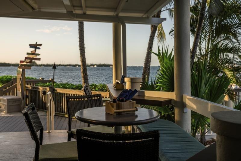 Hyatt Centric Key West Resort & Spa Terrasse