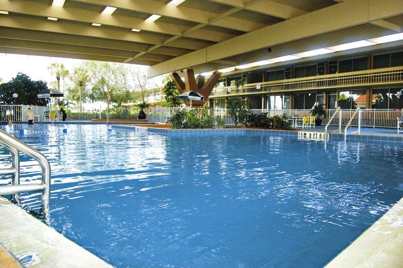 Champions World Resort Pool