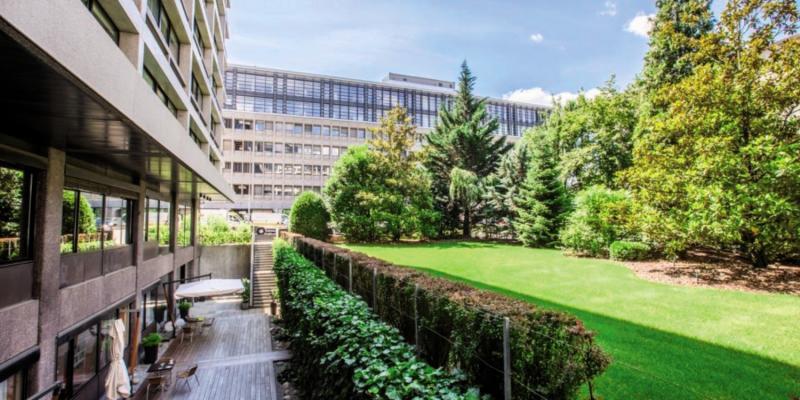 Crowne Plaza Geneva Garten