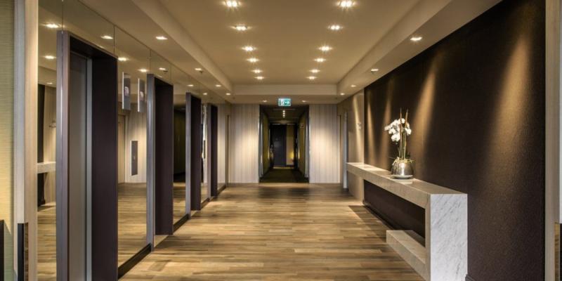 Crowne Plaza Geneva Lounge/Empfang