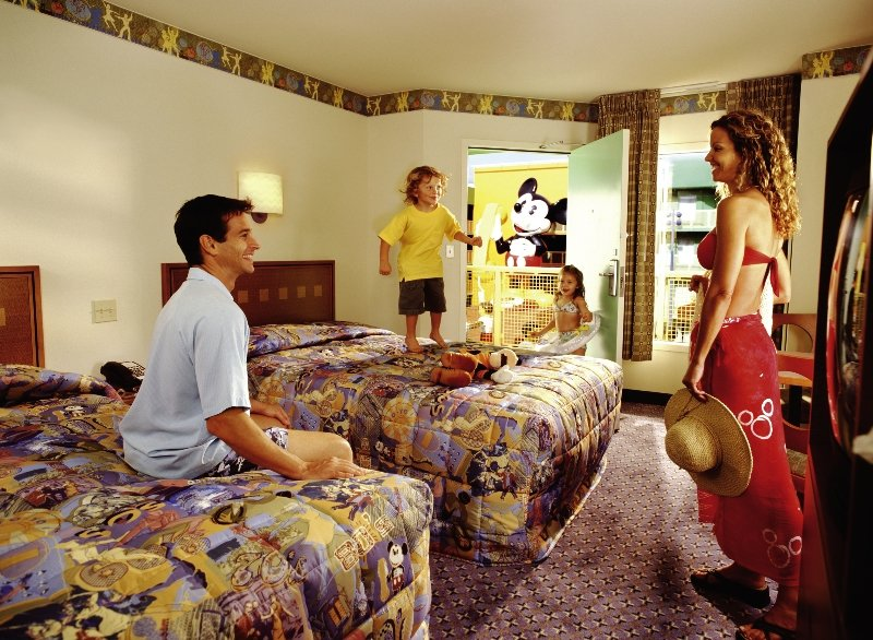 Disney´s Pop Century Resort Wohnbeispiel