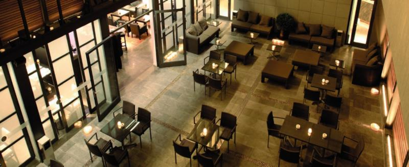 Gallery Molina Lario Lounge/Empfang