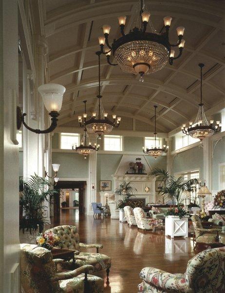 Disney´s BoardWalk Inn Lounge/Empfang