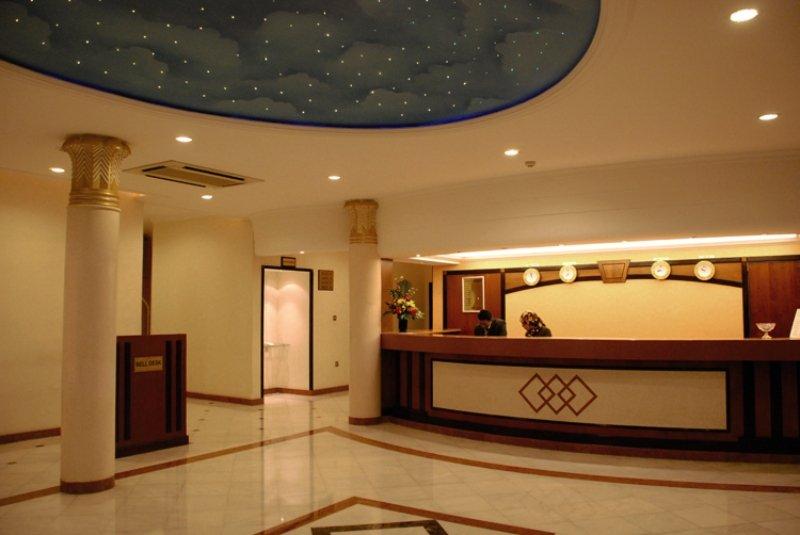 Majan Continental Lounge/Empfang